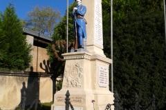 Monument aux Morts de Vannes-le-Châtel (54)